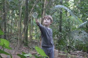 Conectar as crianças à natureza, qual a importância? Nossa resposta ao site Exame