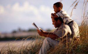 Como fazer do meu filho um futuro leitor?