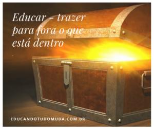 NOVOS PARADIGMAS PARA A EDUCAÇÃO