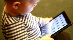 O uso do mundo digitalpelas crianças de 0 a 3 anos